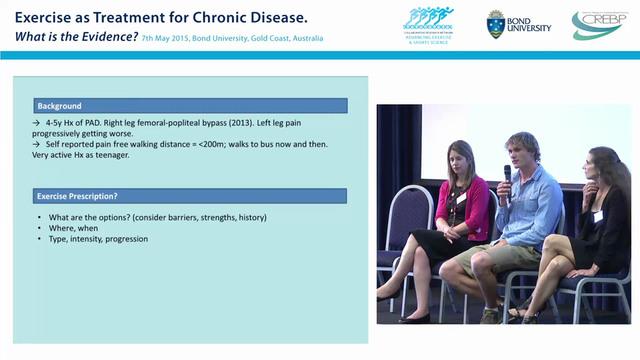 Case Peripheral Arterial Disease APro...