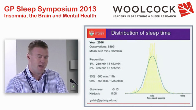 Public Health Aspects of Sleep Medici...