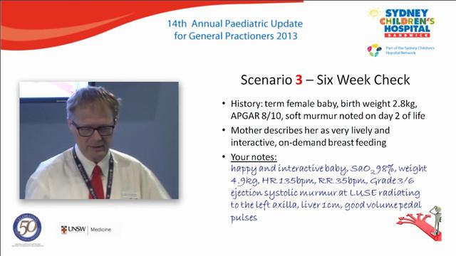 Presentations of cardiac disease in c...