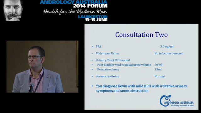 Benign Prostate Disease Mr Jeremy Gru...