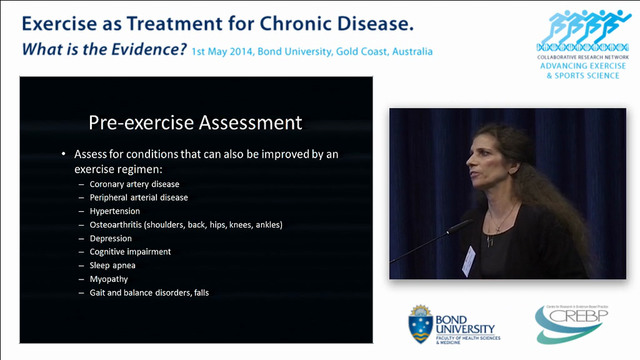Exercise as a treatment for Diabetes ...