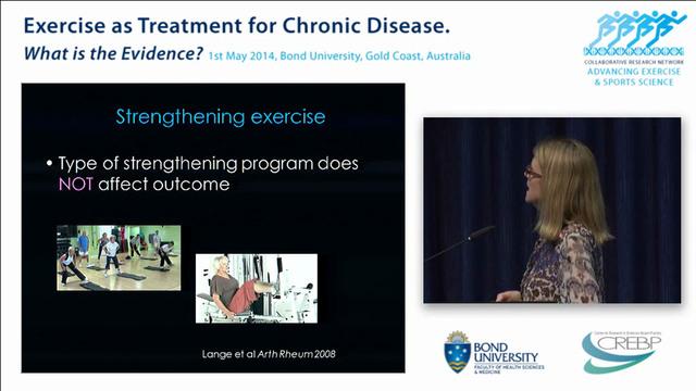 Osteoarthritis Prof Bennell
