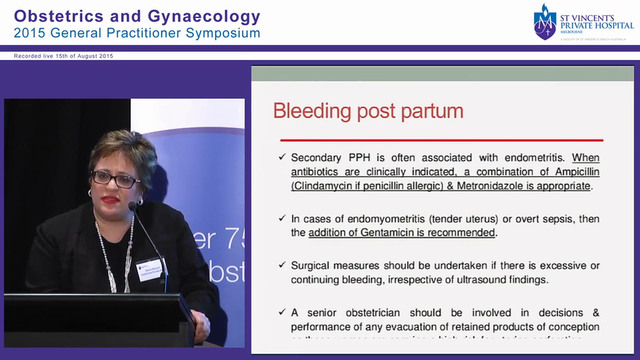 Bleeding Post Pregnancy Dr Marcia Bon...