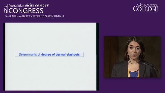 Multiple causal pathways to Melanoma Prof David Whiteman  Dr Marina Kvaskoff