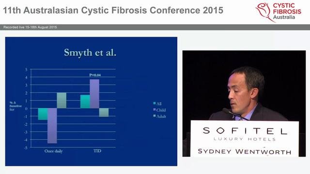 Optimization of antibiotics in CF Pulmonary Exacerbations David Young