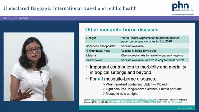 Public Health & preparing your travel...