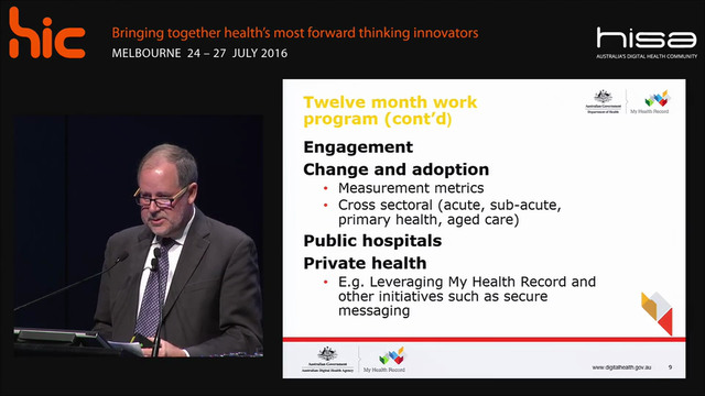 Australia's National Digital Health S...