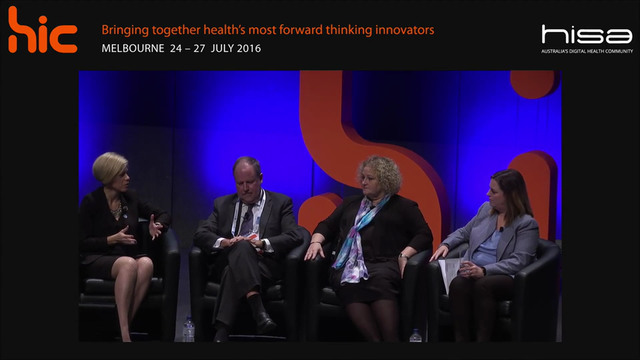 Innovation's urgency Q&A with speakers