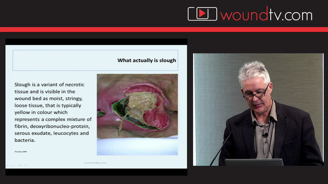 Revision Assessment & Wound Bed Preparation Gary Bain