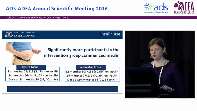 Insulin initiation in primary care for patients with type 2 diabetes 24 month follow-up of the Stepping Up trial - Jo-Anne Manski-Nankervis