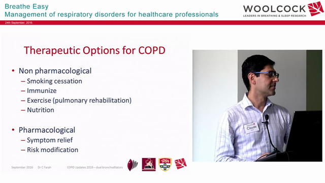 COPD Dual Bronchodilator therapy Dr C...