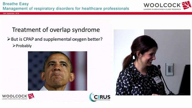 Sleep, COPD and Asthma Dr Yasmina Serinel