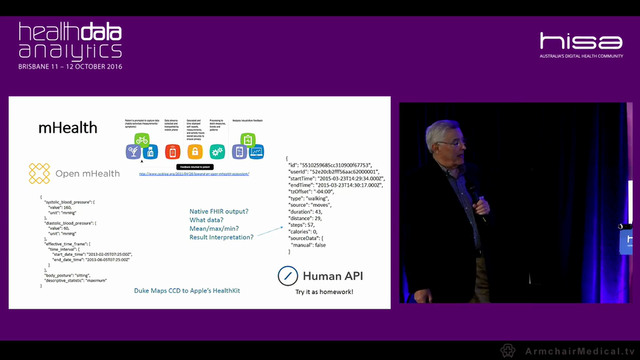 Masterclass The SMART on FHIR Writing applications for your clinical data Prof Mark Braunstein Professor of the Practice, School of Interactive Computing, Georgia Institute of Technology (USA)