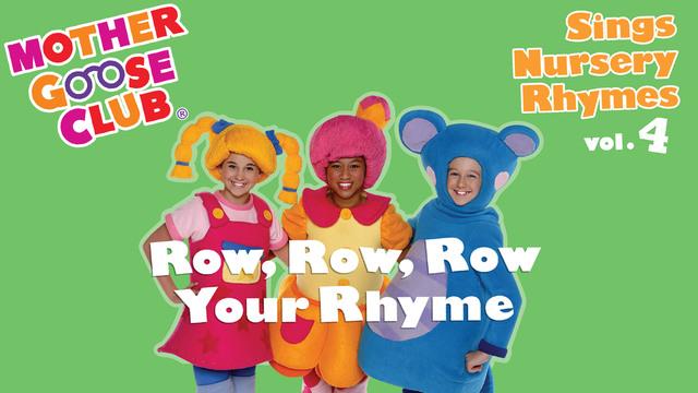 Mother Goose Club Sings Nursery Rhymes Volume 4 - AUDIO