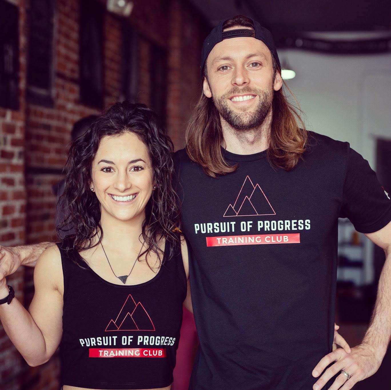 Pursuit of Progress Training Club