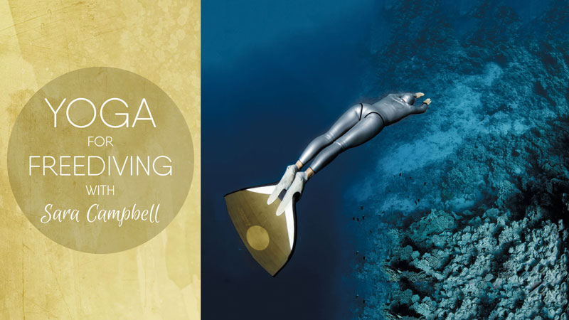 Yoga for Freediving with Sara Campbell