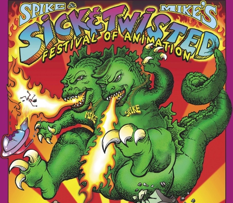 spike mike s sick twisted festival of animation