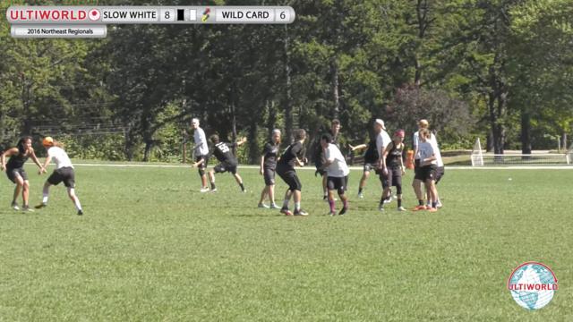 2016 Northeast Regionals: Slow White v. Wild Card (Game to Go)