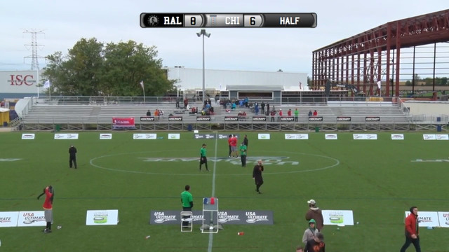 2016 Club Championships: Chicago Machine v. Raleigh Ring of Fire (Prequarterfinals)
