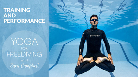 Yoga for Freediving - Training and Performance