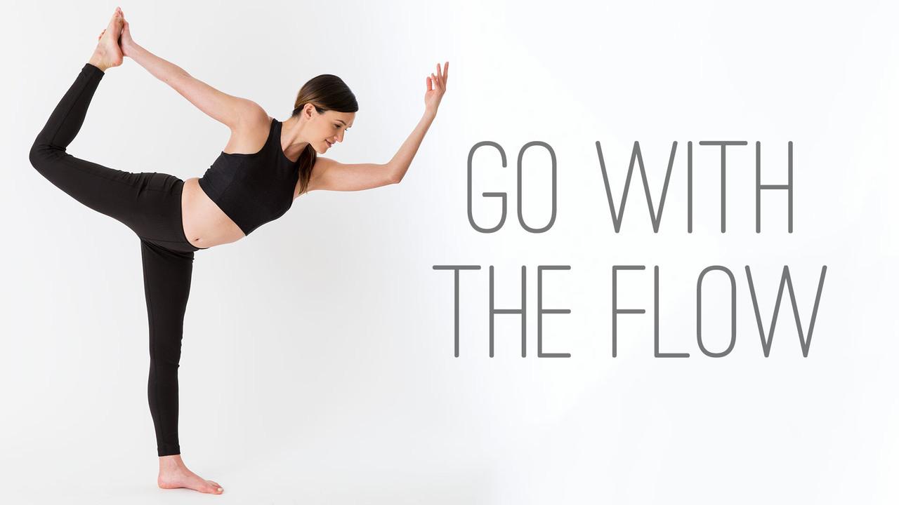 Go With The Flow - Vinyasa