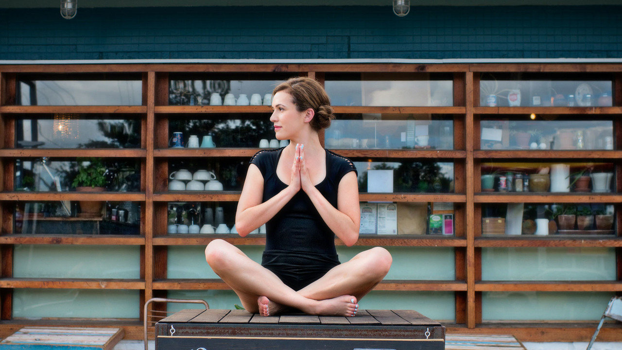 find what feels good yoga vhx. Black Bedroom Furniture Sets. Home Design Ideas