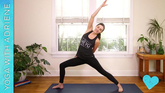 Compassion Yoga - Core Strength Vinyasa
