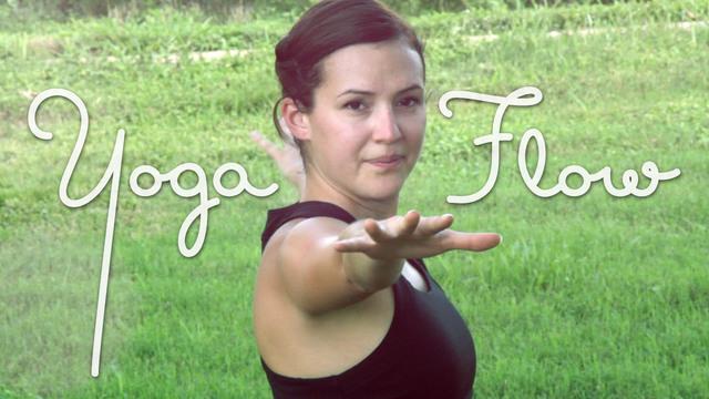 Yoga Flow - Body Moving!