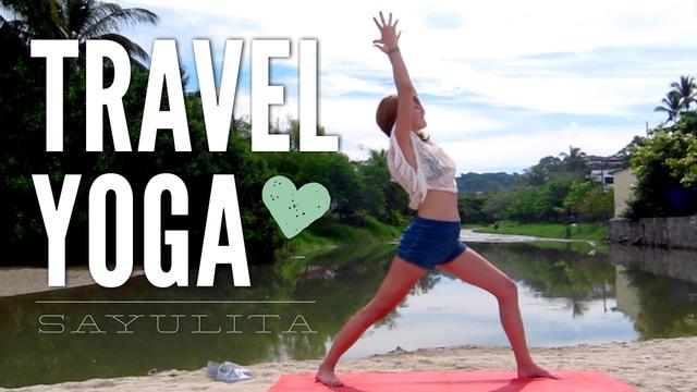 Travel Yoga - Revitalizing Flow