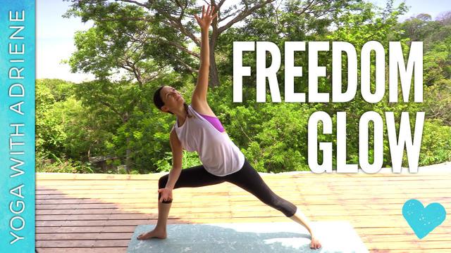 Freedom Glow Yoga
